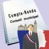 Séance du conseil municipal