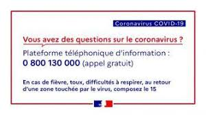 INFORMATIONS COMMUNAUTAIRES RELATIVES AU COVID19