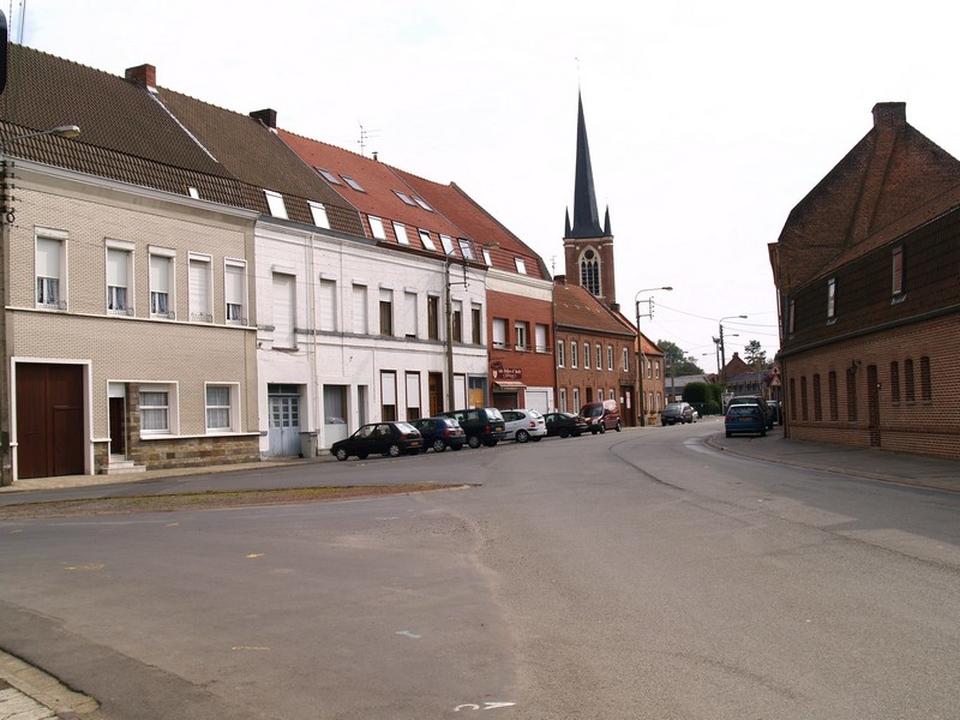 Accueil Mairie Auchy